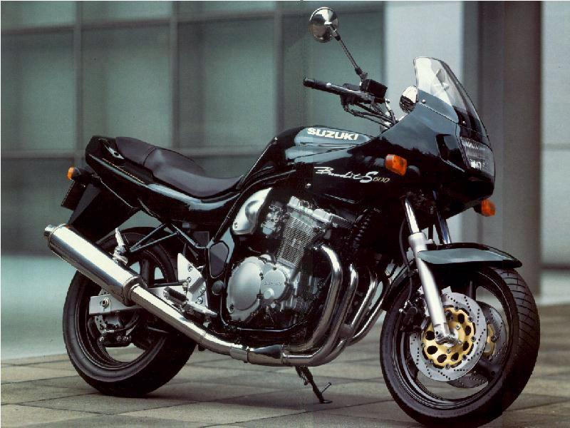 suzuki gsf 600 gsf 1200 bandit mk1 model black fuel petrol. Black Bedroom Furniture Sets. Home Design Ideas